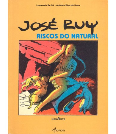 José Ruy - Riscos do Natural